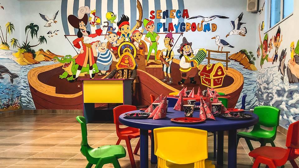 Loc de joaca pentru copii, Seneca Playground