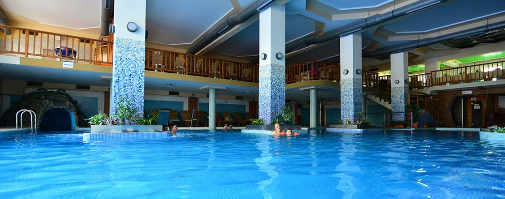Piscina Seneca, SPA and wellness Baia Mare