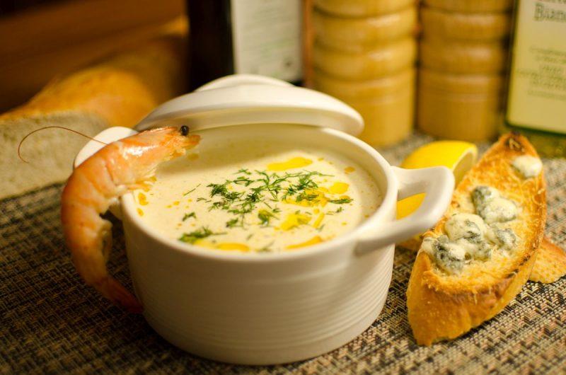 Supa la restaurant Clubul Campionilor Baia Mare
